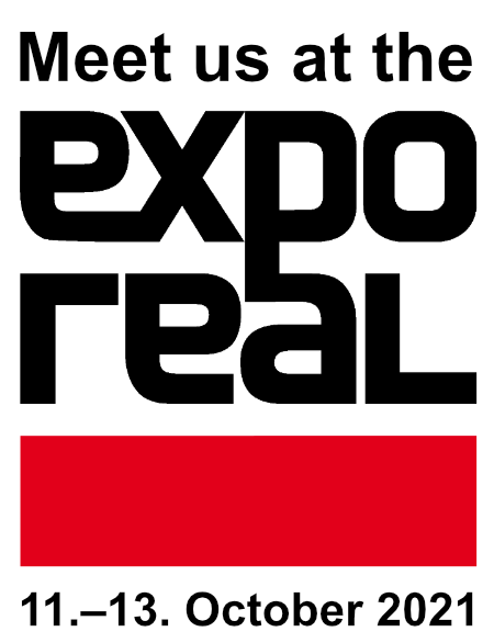 We are at the expo real